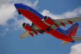 Southwest Airlines lands in Iowa