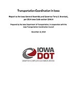 Transportation Coordination in Iowa