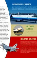Discover Aviation in Iowa brochure