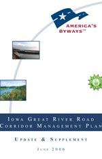 Iowa Great River Road Corridor Mangement Plan