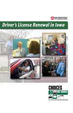 Driver's License Renewal in Iowa