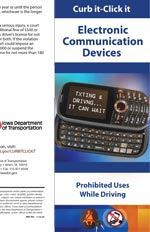 Electronic communication devices brochure