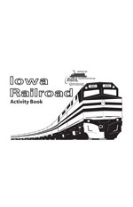 Iowa Railroad Activity Book