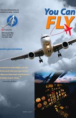 You can fly brochure