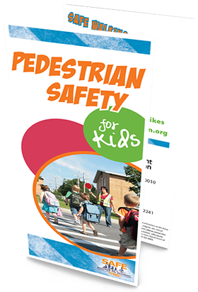 Pedestrian Safety for Kids