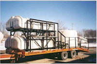 Sprayer Specialties brine maker