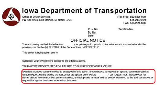Suspensions for non payment of fines motor vehicle division example statement 1 spiritdancerdesigns Gallery