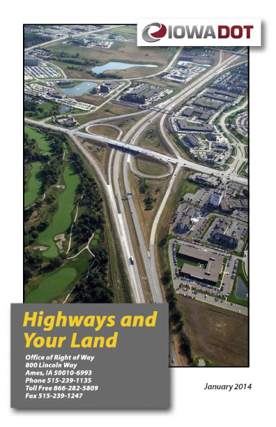 Highways and Your Land