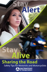 Stay Alert, Stay Alive: Sharing the Road - Safety Tips for Motorists and Motorcyclists