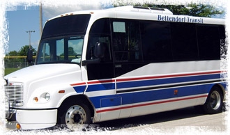 Bettendorf transit bus
